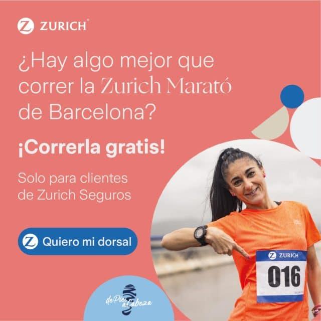Zurich Marato Barcelona