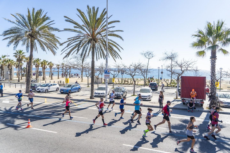 platja Zurich Marato Barcelona